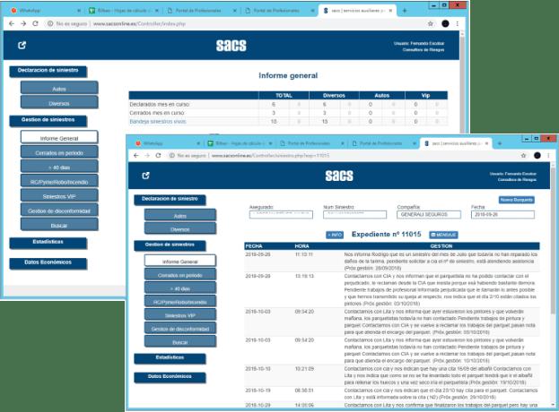 Software SACS