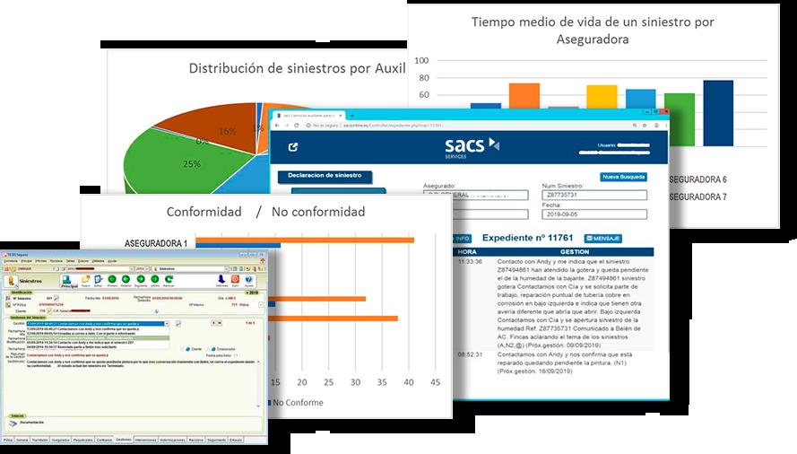 Software SACS Online